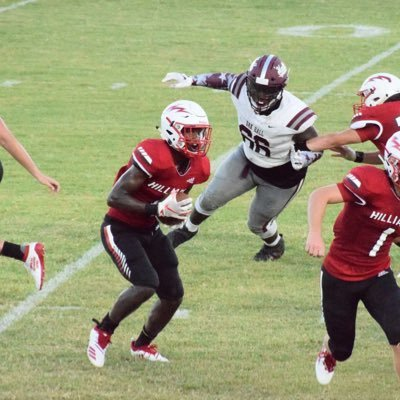 2021 Tywuan Lee 6-2 190 CB/ATH/RB